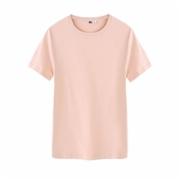 纯色圆领T恤女式纯棉运动休闲短袖  运动服质检报告    GB/T 22853-2009针织运动服