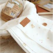 纯棉针织棉布 婴儿卡通布宝宝家居儿童弹力全棉布料  针织布质检报告