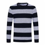羊毛衫 秋季新款时尚商务圆领套头宽松长袖针织衫毛衣   毛衣检测  FZ/T 73023-2006 2A