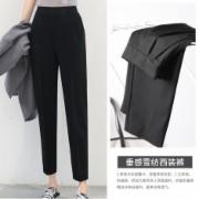 春季休闲裤 西装裤    纺织服装服饰检测