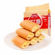 瑞士卷香橙味 卷式橙子味夹心蛋糕面包   蛋糕食品添加剂检测  食品检测   GB7099《糕点、面包卫生标准》  GB2760《食品添加剂卫生标准》