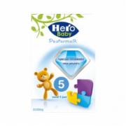 荷兰Hero Baby 婴幼儿配方奶粉5段    婴儿奶粉营养成分检测  奶粉质量检测