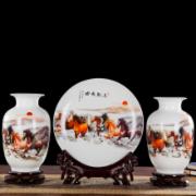 陶瓷创意工艺装饰品出口美国通关检验